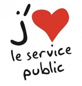 j'aime le service public