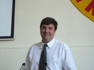 Eddy Quaino, notre nouveau permanent police